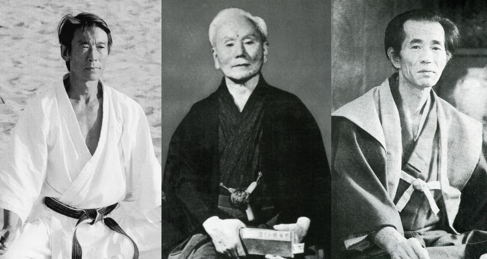 I tre Maestri